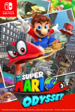 Nintendo Switch Super Mario Odyssey (NSS670)
