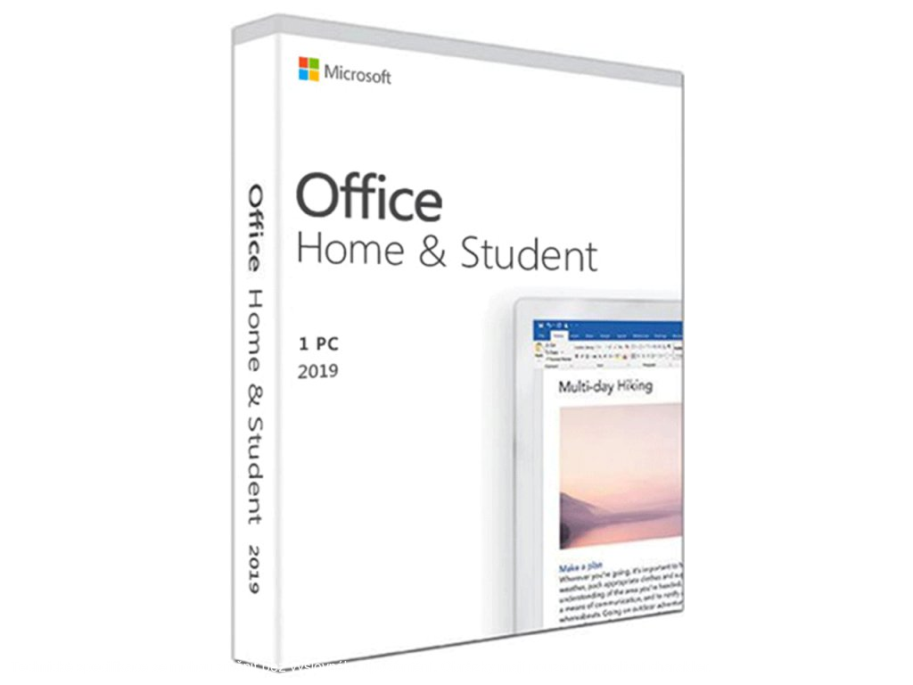 Microsoft Office 2019 Office Home & Student CZ 79G-05078 PC/MAC