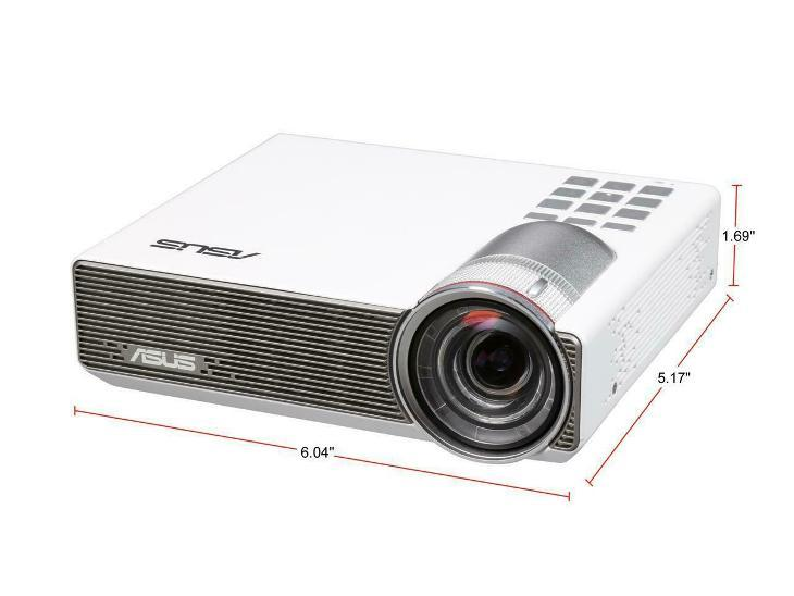 Projektor ASUS P3B 800 Lumens 1280 x 800 Ultra Short Throw 12,000mAh (použitý)