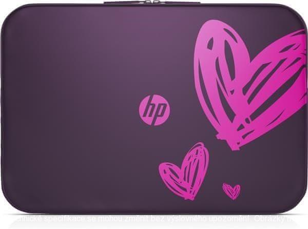 HP 15.6 Spectrum Hearts Sleeve (1AT98AA)
