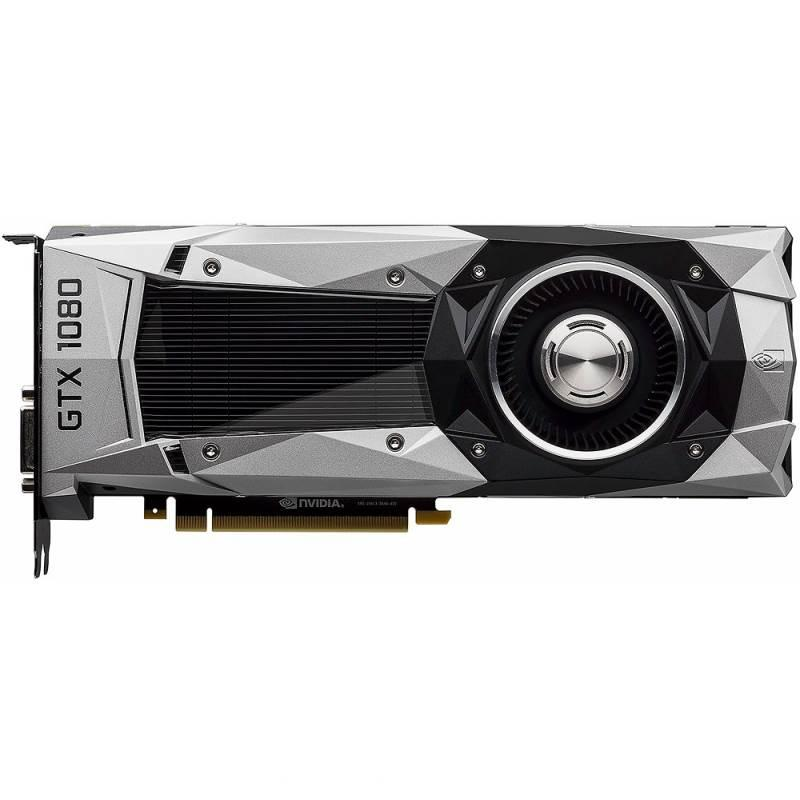 NVIDIA GeForce GTX 1080 8GB GDDR5 Founders Edition Video Card