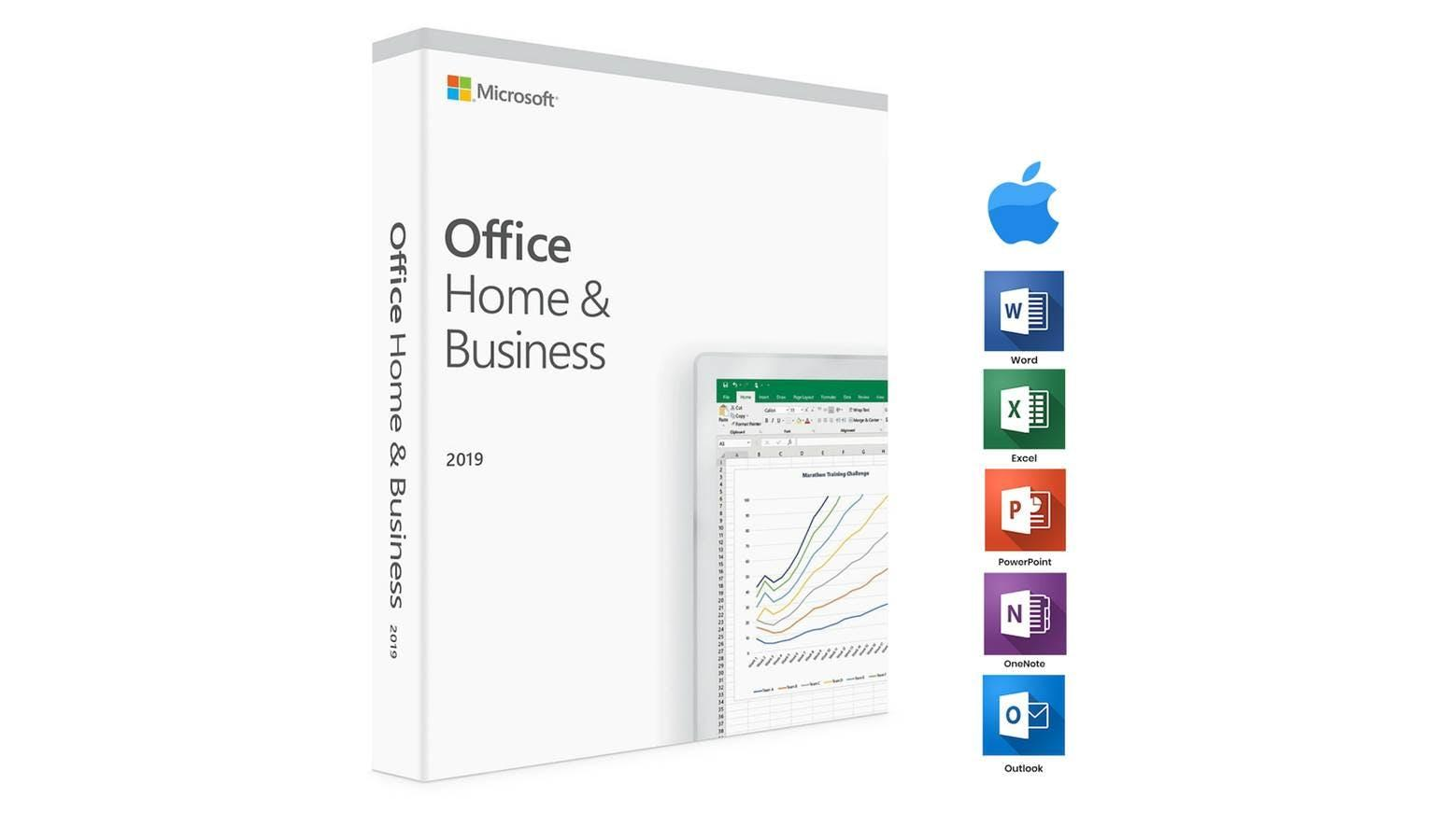Microsoft Office 2019 Office Home & Business CZ T5D-03183 PC/MAC