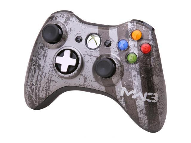 Microsoft Xbox 360 Wireless Controller COD MW3 edition