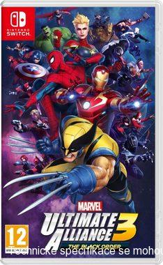 Marvel Ultimate Alliance 3: The Black Order SWITCH