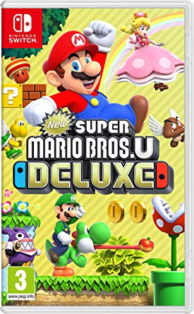 New Super Mario Bros. U Deluxe (SWITCH) 045496423780