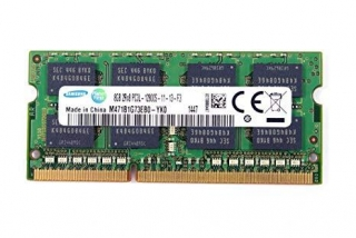 RAM pro notebook - 16GB KIT OF 2 SAMSUNG DDR3L 1600 MHz, 8GB - M471B1G73EB0-YK0