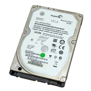 160 GB Seagate Momentus 5400.5 ST9160310AS