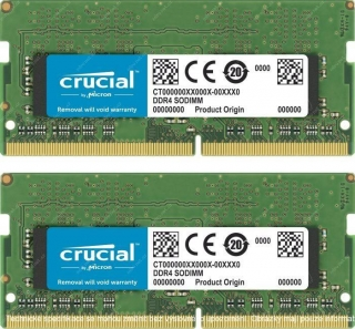 Crucial  Memory for Mac 32GB (2x16GB) 3200 MHz