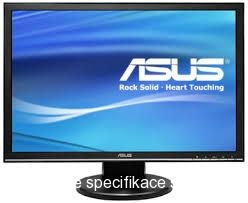 "ASUS VW202S - LCD monitor 20""  90LM56101501001C"