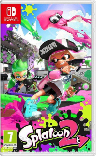 Splatoon 2 (SWITCH) 045496420437